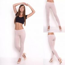 Bézs leggings